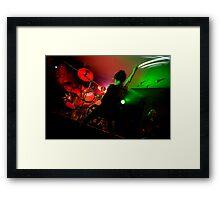 Amathyst 5805 Framed Print
