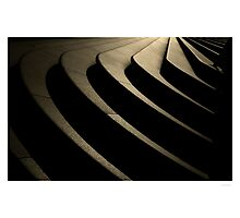 Steps of Parliament Photographic Print