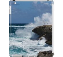 No Fishermen  iPad Case/Skin