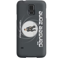 Double-O Danger Zone! Samsung Galaxy Case/Skin