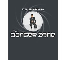 Double-O Danger Zone! Photographic Print