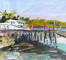 Lota Creek by Paul  Milburn