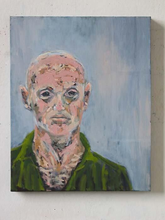 self portrait#25 by davey