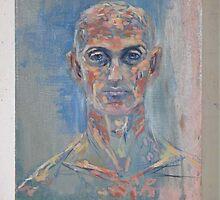 self portrait#37 by davey