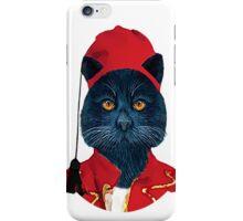 Charming Greek Cat iPhone Case/Skin