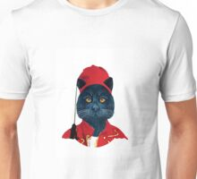 Charming Greek Cat Unisex T-Shirt