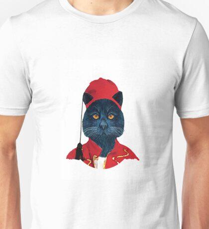 Charming Greek Cat Unisex T-Shirt