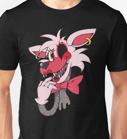 Foxy 2.0 (Mangle) Unisex T-Shirt