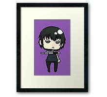 Hibari Framed Print