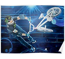 Jamie Bestwick BMX Monster Energy Poster