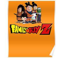 Family Guy Z Poster