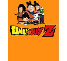 Family Guy Z Photographic Print