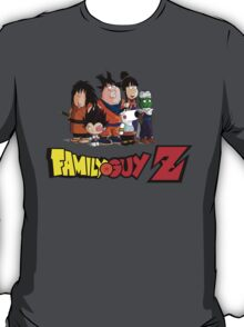 Family Guy Z T-Shirt