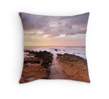 Sunrise at Aireys Inlet Throw Pillow