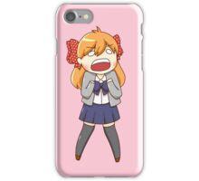 Sakura Chiyo iPhone Case/Skin
