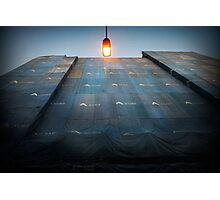 acme building delivery Photographic Print