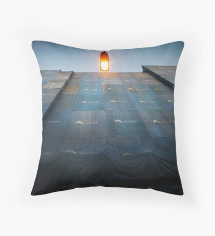 acme building delivery Throw Pillow