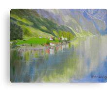 By Bev Womersley Canvas Print