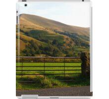 Derbyshire, UK iPad Case/Skin