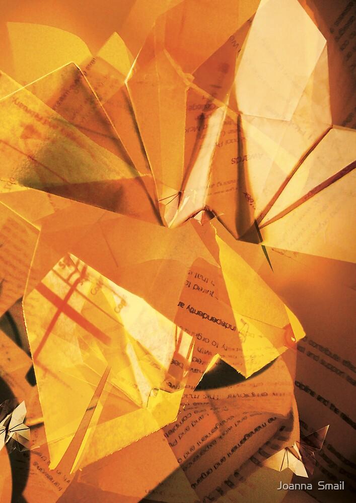 Laminar Series yellow by Joanna  Smail