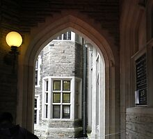 Casa Loma  Toronto  Canada  by Sandra  Sengstock-Miller
