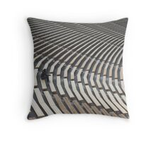 sell out crowd Throw Pillow