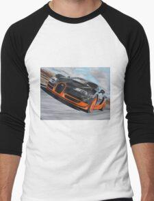 Bugatti Veyron Super Sport Men's Baseball ¾ T-Shirt