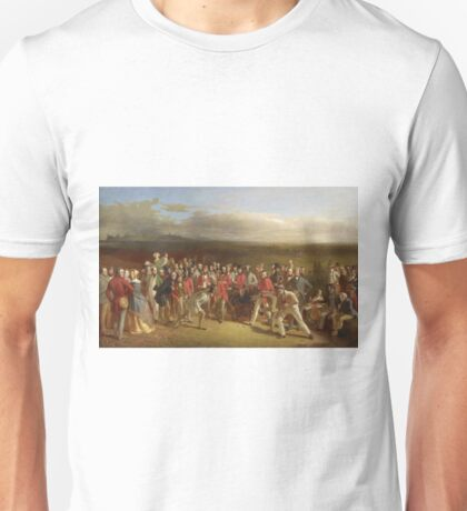 Charles Lees - The Golfers Unisex T-Shirt