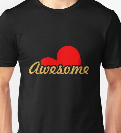 Awesome Couple - Valentine Special Gift Unisex T-Shirt