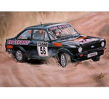 Teg Sport Mk 2 Escort Photographic Print