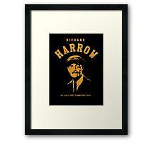 HARROW Framed Print