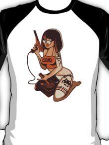 Geek Pinup T-Shirt