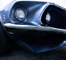 Muscle Mustang by camerajuice