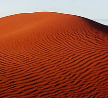 Red Dune, Murty Murty by Clare McClelland