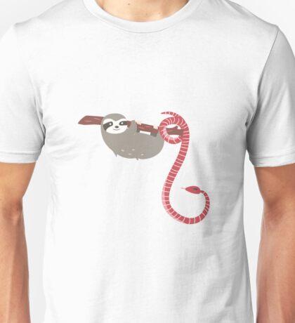 Rain forest animals 005 Unisex T-Shirt