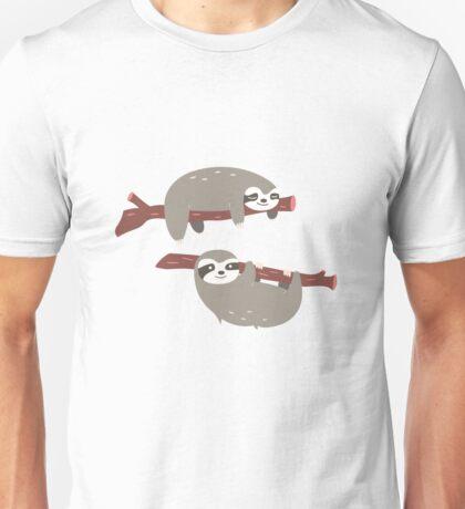 Rain forest animals 006 Unisex T-Shirt