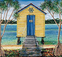 Wheel House by Sarina Tomchin