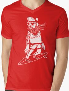 Skewie Mens V-Neck T-Shirt