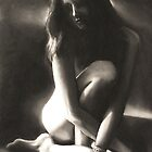 SOLILOQUY; charcoal and chalk by pauldrobertson