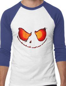 Pumpkin Jack Men's Baseball ¾ T-Shirt