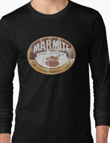 Marmite Vintage Long Sleeve T-Shirt