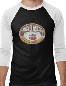 Marmite Vintage Men's Baseball ¾ T-Shirt
