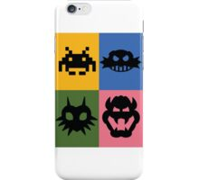 Best of Villains iPhone Case/Skin