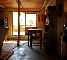 The Brewery at Nieu Bethesda by Ros Koch