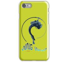 RAN Iroquois Helicopter Wing Warp T-shirt Design iPhone Case/Skin