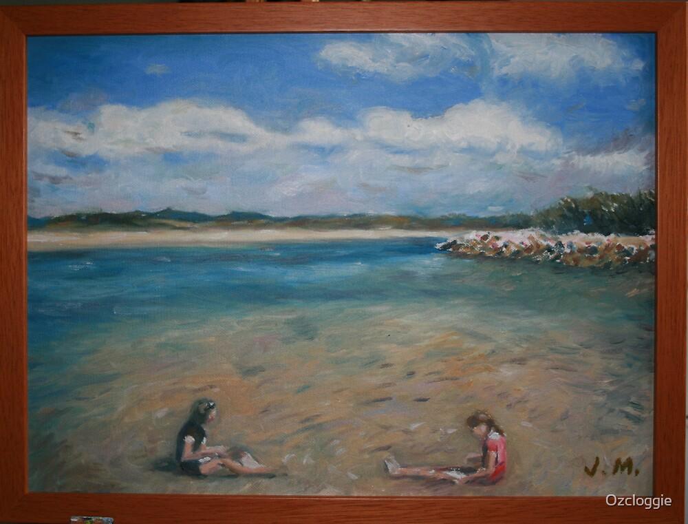 Nambucca Heads, my favourite sea-change location.  by Ozcloggie
