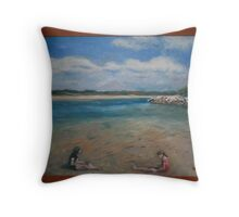 Nambucca Heads, my favourite sea-change location.  Throw Pillow