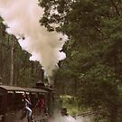 Steam Train #2 by RobsVisions