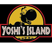 Welcome to Yoshi's Island! Photographic Print