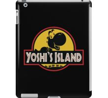 Welcome to Yoshi's Island! iPad Case/Skin